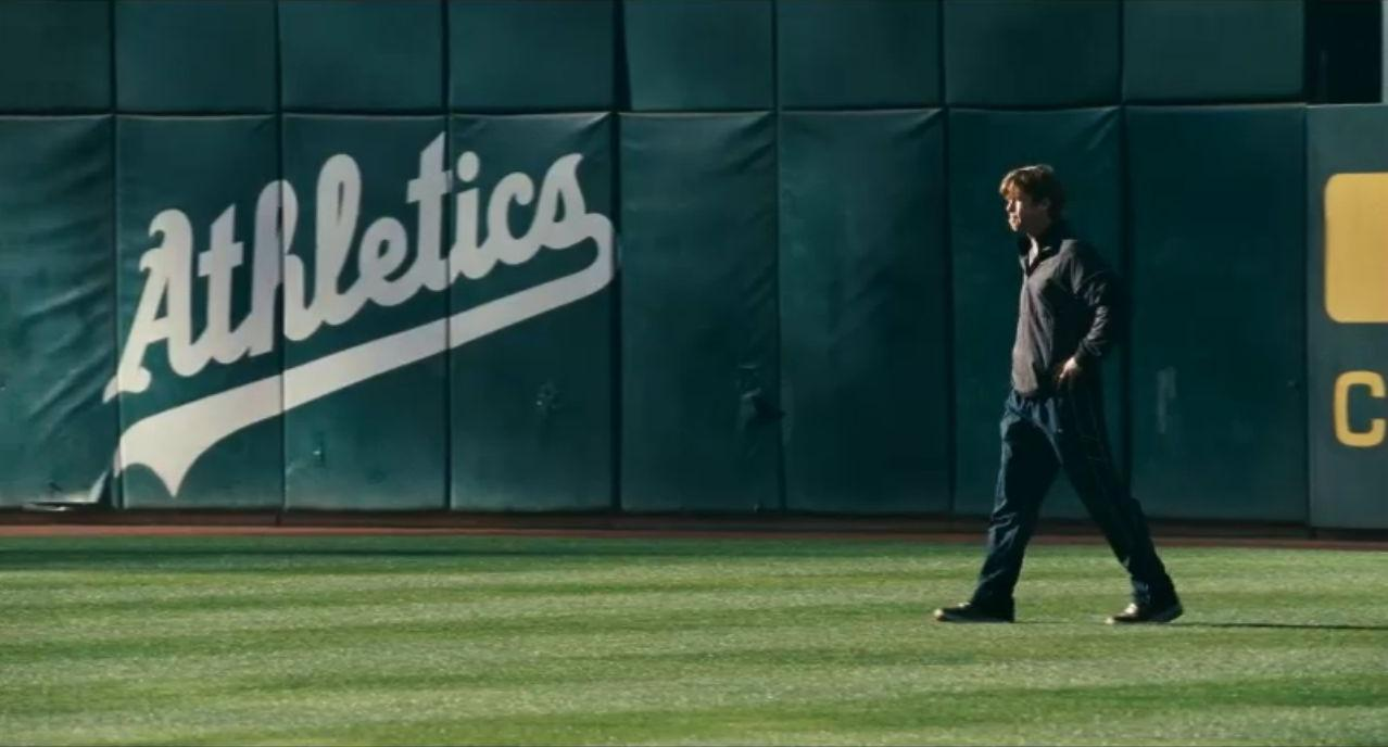 movie moneyball review and relationship with The movie is based on the michael lewis book, moneyball: the art of winning an unfair game, which explained how beane, an ex-big leaguer and gm of the a's, put together a playoff team despite.