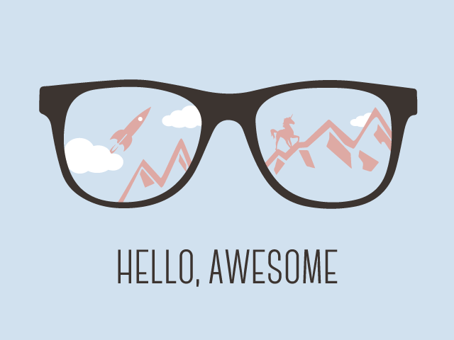 Hello, Awesome