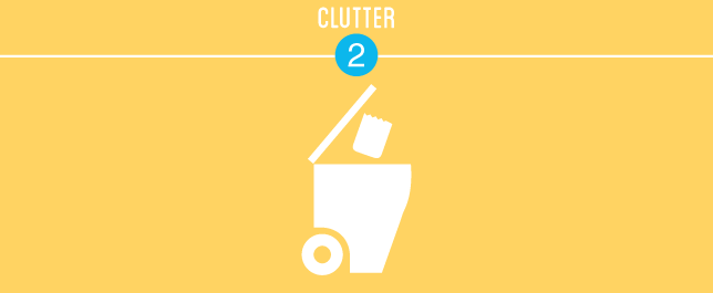 Project UrbanSimplify: February Challege - Clutter